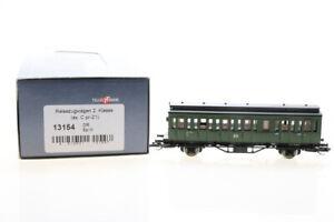 TT Tillig 13154 DR Reisezugwagen Abteilwagen Personenwagen coach+OVP..J48