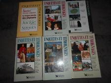 Lot de 10 livres enquêtes et témoignages Sélection du Reader's Digest