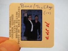 More details for original press promo slide negative - u2 - bono & the edge - 2003