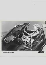 """FIAT Bertone x1/9vs PRESS PHOTO """"SALES BROCHURE"""""""