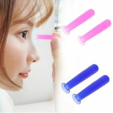 2pcs Handy Silicone Contact Lenses Small Suction Cups Stick RGP Inserter Remover