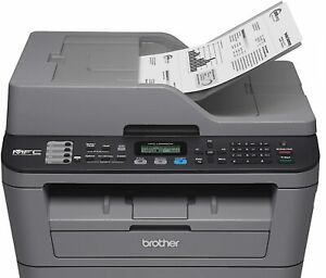 Brother Laser FAX Printer scan & Wireless, USB, Ethernet 24PPM ( MFC-L2685DW )