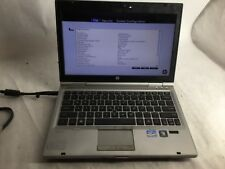HP EliteBook 2560p Intel Core i5-2520M 2.5GHz 2gb RAM Laptop Computer -CZ