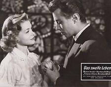 Das zweite Leben (Kinoaushangfoto '54) - Michel Auclair  / Simone Simon