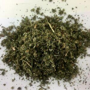 Mugwort & Marshmallow Leaf 75g ORGANIC Althea loose Herb Infusion Tea Smoking