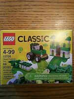 NIB-LEGO-Classic-Green-Creativity-Box-10708-Building-Kit-Sealed fast shipping