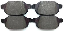 NEW GENUINE FIAT 500 REAR BRAKE PADS SET - 71770084