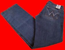Women's Wrangler Booty Up Mae Low Rise Jeans American Royal 10MWZAR Sz 3/4 x 32