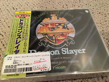 DRAGON SLAYER PERFECT COLLECTION LEGEND CD OST GAME ANIME SOUNDTRACK AUTHENTIC
