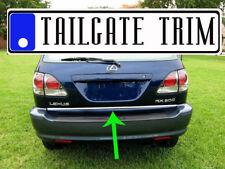 Lexus RX300 RX330 1999 2000 2001 2002 2003 Chrome Tailgate Trunk Trim Molding