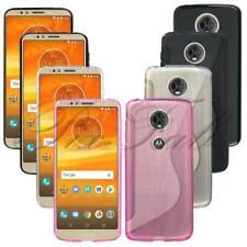 Fundas y carcasas transparentes Para Motorola Moto E para teléfonos móviles y PDAs Motorola
