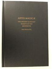 Artes Magicæ — Secrets of the Menoroth — Dr John Parkins. Grimoire: Cabbala 1805