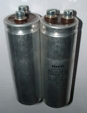 2 x Rifa PEH-126-MR-447 4700uf 63v low esr long life capacitor