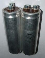 2 x Rifa PEH-126-MR-447 4700uf 63v low esr long life capacitor