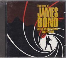 JAMES BOND the best of - o.s.t. CD