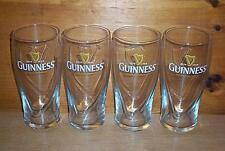 GUINNESS STOUT 4 GALAXY STYLE 20oz GRAVITY BEER PINT GLASSES NEW