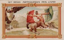#12° REGG. ARTIGLIERIA PESANTE  CAMPALE