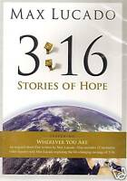 Max Lucado    3:16  Stories Of Hope    new/sealed DVD