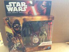Star Wars Force Awakens - BB-8 Unkars Thug Jakku Scavenger - 3.75 figures