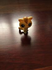 RARE Littlest Pet Shop Yellow Flying Squirrel
