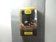 OtterBox Defender Series Case w/ Holster Sony Xperia Z4v - BLACK - NEW OPEN BOX