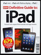 BDM Definitive Guide to iPad - Vol 9 2013 - $17.99 Retail