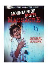 Mountaintop Motel Massacre (Midnight Madness Series) Free Shipping