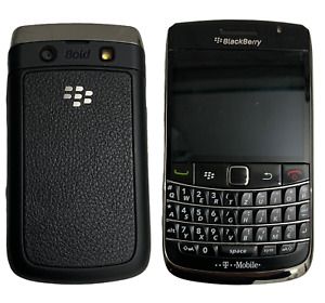 BlackBerry  Bold 9700 - Schwarz (Ohne Simlock) Smartphone