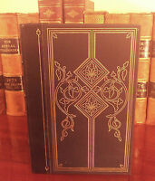 Limited First Edition MADAM BOVARY Fine Deluxe Leather Binding GUSTAVE FLAUBERT