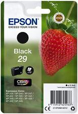 Epson Druckerpatrone Tinte 29 T2981 BK black, schwarz