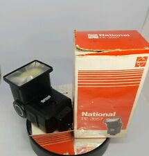 National PE 3057 Blitz - Flash Unit (3188) BOXED #755
