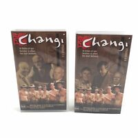 Changi VHS Series Episodes 1-3 & 4-6 War ABC Video Series Rated MA15+
