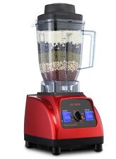 Multi Purpose Commercial Grade Blender – Red