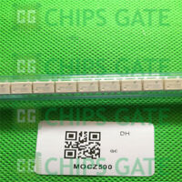 15PCS MOCZ500 Encapsulation:DIP-6,OPTOISOLATOR ZERO CROSS TRIAC OUTPUT