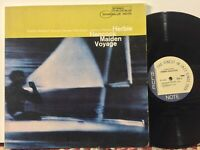 Herbie Hancock Maiden Voyage VG+ BLUE NOTE DMM essential modal classic