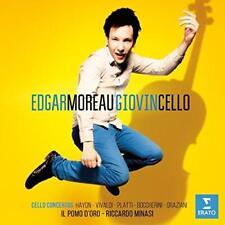 Edgar Moreau - Giovincello (NEW CD)