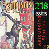 Astounding Stories Pulp Magazine | Science Fiction & Fantasy Pulp magazines