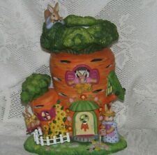 Partylite Bunny Tealight House P8305 New