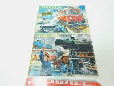 BP420-0,5 #2x Märklin Catalogo: D 55 D + D 56 D, 2. Wahl