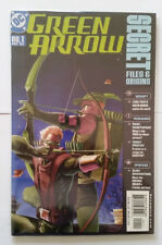 Green Arrow Secret Files and Origins no. 1- 2002