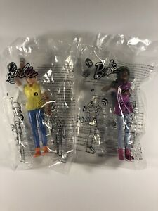 *BRAND NEW* **Lot Of 2** 2020 Burger King BARBIE You Can Be Anything Mattel