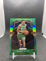 Tremont Waters 2019-20 Panini Prizm Green Rookie Boston Celtics NBA Basketball