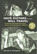 HAVE GUITARS.......WILL TRAVEL BOOK 3(WHYTE TYGER 2016)SIGNED