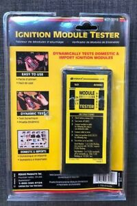 NOS Equus 07-3015 Ignition Module Tester For Domestic & Imports Ignition Modules