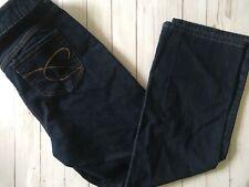 Chico's Platinum Ultimate Fit Women's Boot Leg Blue Jeans Size 1.5 Short