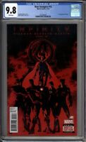New Avengers 10 CGC Graded 9.8 NM/MT 1st Appearance Of Thane Marvel Comics 2013