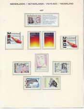 Niederlande Holland Pays Bas 1977 Lot 2**