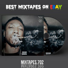 Scotty ATL - Smokin On My Own Strain Mixtape (Artwork CD/Front/Back Cover)