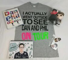 Dan & Phil Collection - Lot / Most items brand new