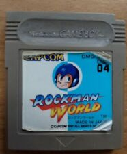 Rockman World 1 (Nintendo Game Boy Mega Man Rock) - Cart Only JAPAN JP Import